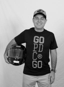 Kart pé de chumbo piloto Ivan Dantas
