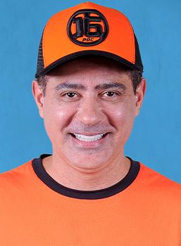 Kart pé de chumbo piloto Givago Nunes